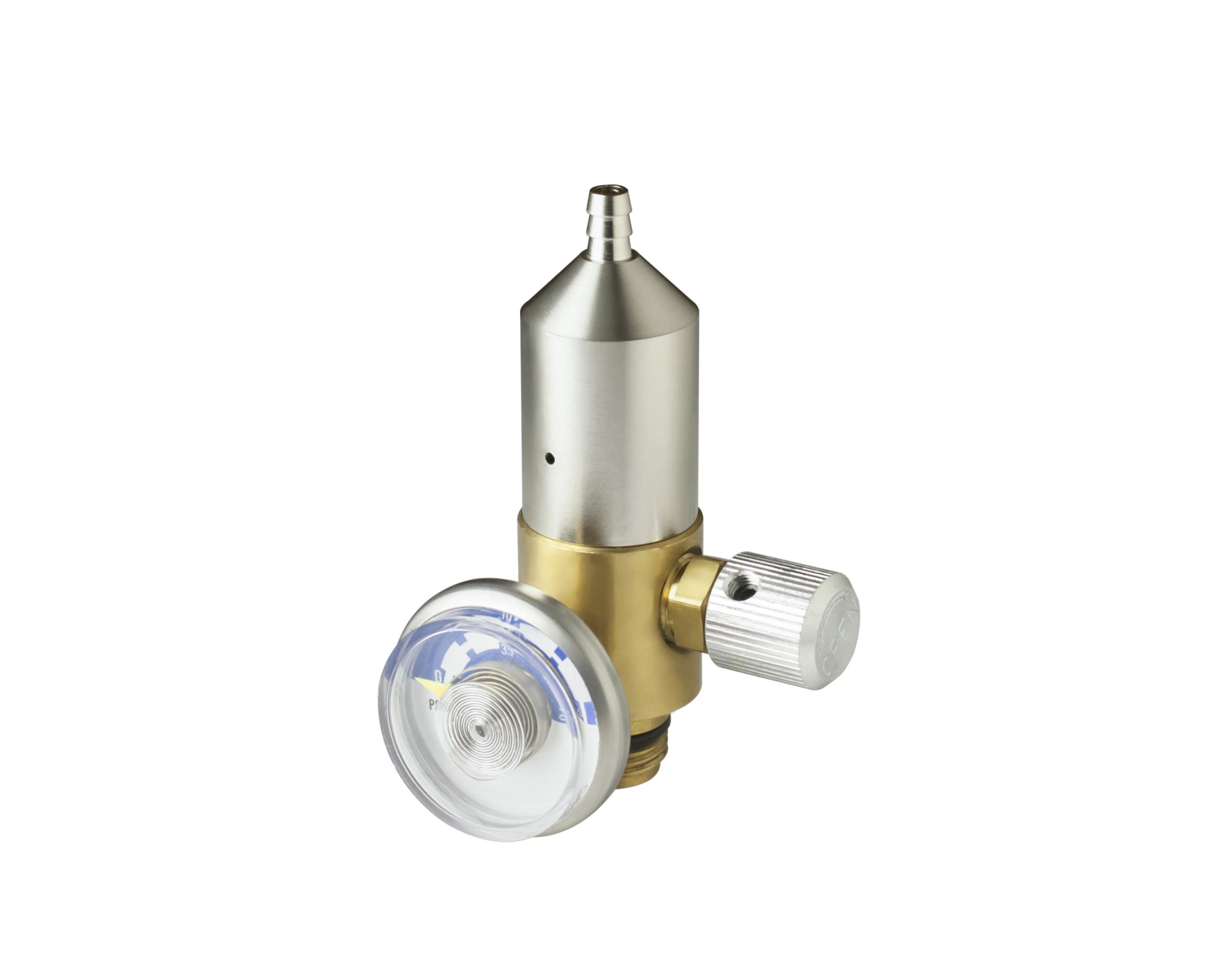 0.30 LPM Fixed Flow Various Flow Rates Between 0.1-2.5 LPM Premier Industries OEM Calibration Gas Regulator C10 Inlet